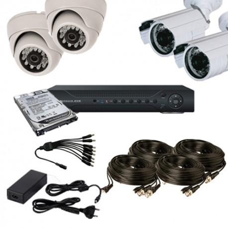 Analog CCTV Kit
